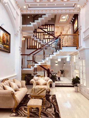 Nhà đẹp 3PN Khuông Việt 50m² bán giá 2tỷ48 hẻm oto