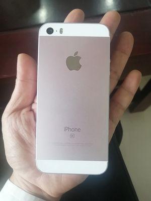 Dư xài bán lại iphone 5SE 32G lock đã lên quốc tế
