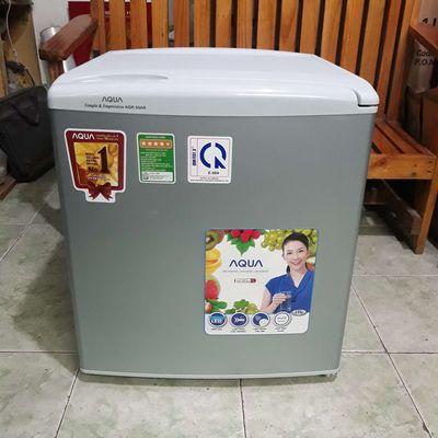 Tủ lạnh Aqua DR523B3 lạnh nhanh, nhỏ gọn 1 ngăn,