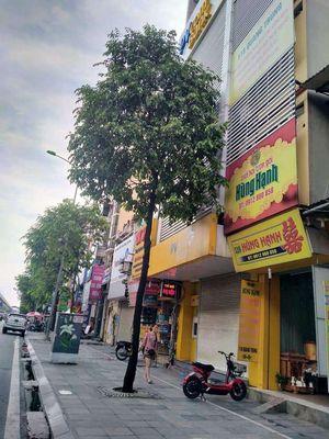 Nhà mặt phố Quang Trung ( DT 52m X 2 T ) 6.3 tỷ