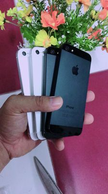 iPhone 5G quốc tế zin 100% mới 99% chính hãng bh12