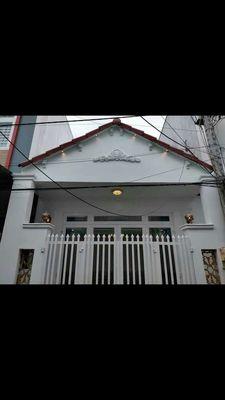 Nhà đẹp Trục chính Hẻm 9 Trần Chiên, Lê Bình