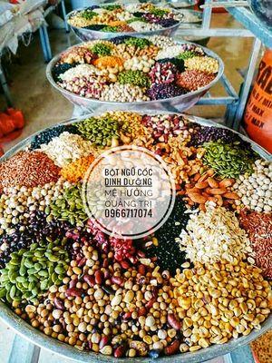 Bột ngũ cốc dinh dưỡng 100%