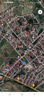 Bán 12 lô đất cạnh UBND xã Nhật Tân, huyện Gia Lộc