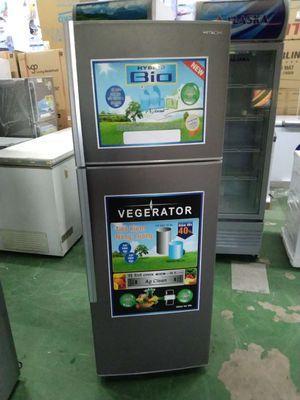 Tủ lạnh 250 lít hitachi đẹp lắm