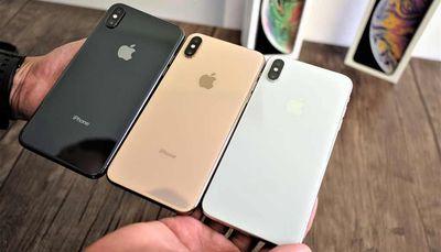 iPhone XS Max 64 GB Quốc Tế zin 100%