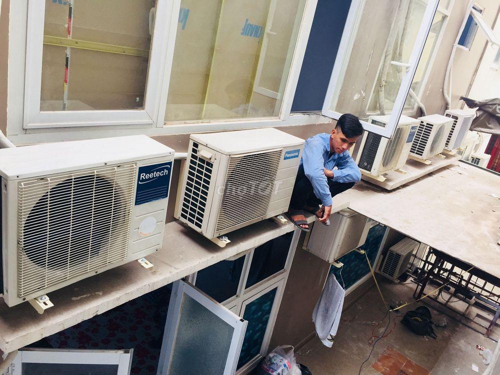 Dịch vụ sữa chữa - vệ sinh máy lạnh tại nhà