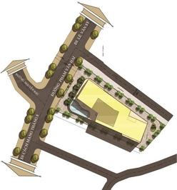 Chung cư Central Plaza - 91 Phạm Văn Hai 60m² 2PN