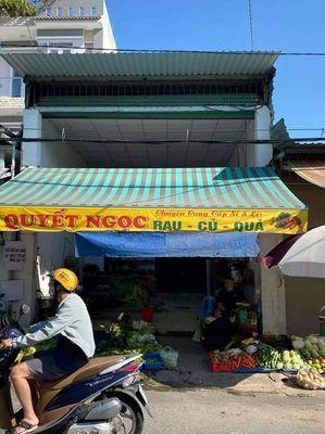 Nhà mặt tiền chợ Trần Thị Cờ 5×30m tiệnkinh doanh
