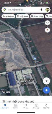 Cần bán mảnh đất mặt đường to đầy tiền năng