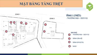 Shophouse Saigon Royal Residence 30m²
