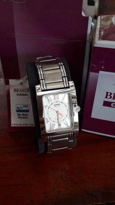 Đồng hồ Casio Bem100d7a3vdf new 100%