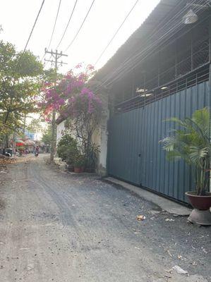 Nhà xưởng 1000m2 Trường Chinh, Tân Phú
