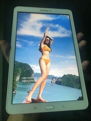 Samsung Galaxy Tab E t561y xài sim, máy zin
