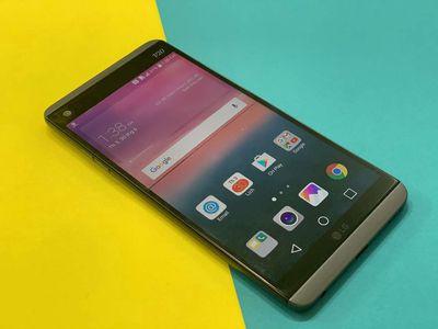 Đăng LG V20 đen 64gb zin keng