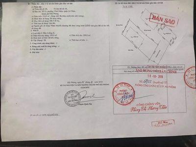 Bán lô đất 318m2 phường Vĩnh Niệm, Lê Chân