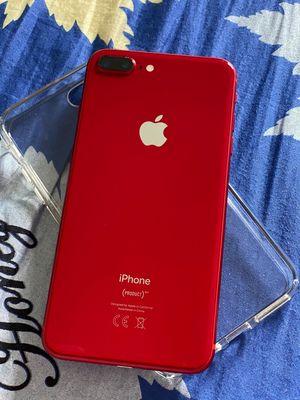iPhone 8 Plus, đỏ, 256Gb, QT, 99%