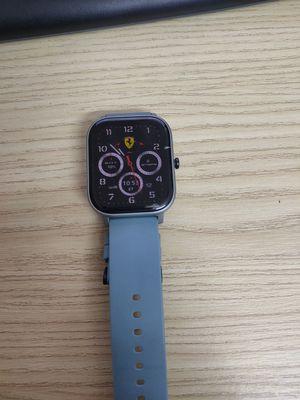 đồng hồ Amazfit  gts màu xanh