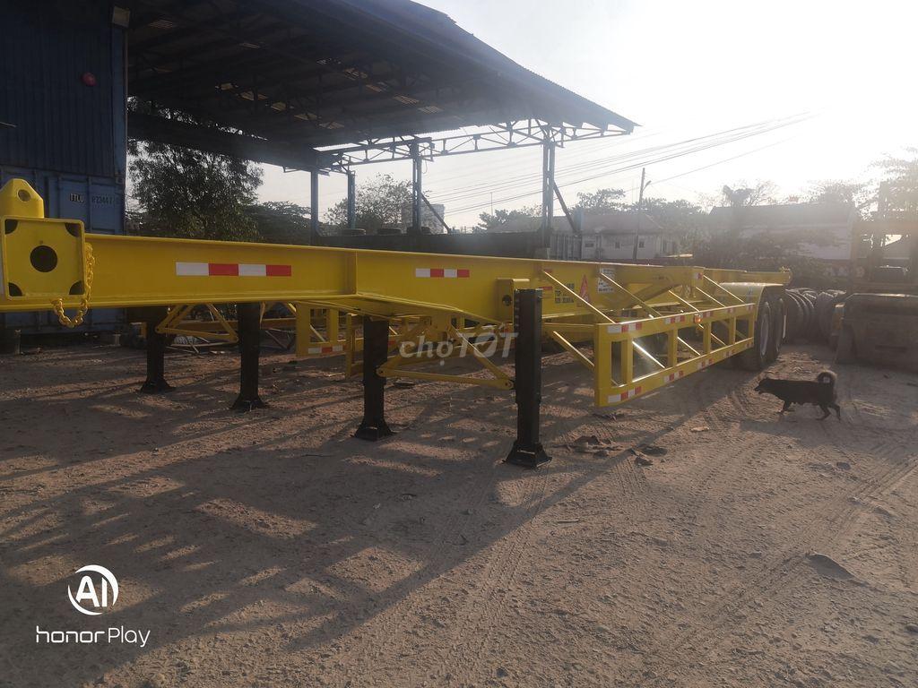 0376541642 - Cho thuê somi romooc tại Tân Thanh Container