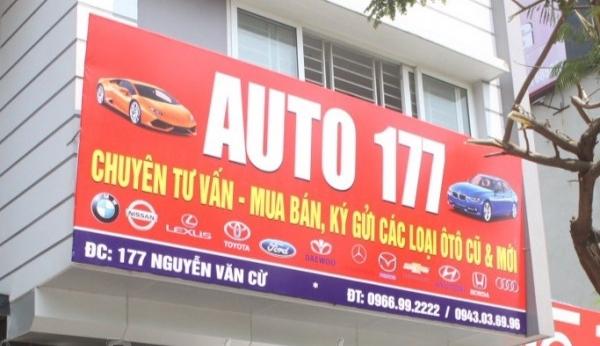 AUTO 177 Nguyễn Văn Cừ