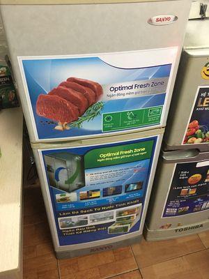 Tủ lạnh sanyo 150l zin nguyên bản