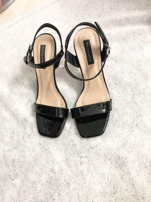 Thanh lý Giày Sandal nữ cao gót size36( đế trong)