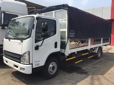 xe tải faw hyun dai 7.3T thùng dài 6m2 máy D4DB