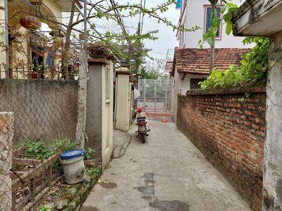 Đât sổ đỏ (3,6×13) Thượng Mỗ, Đan Phượng, Hà Nội