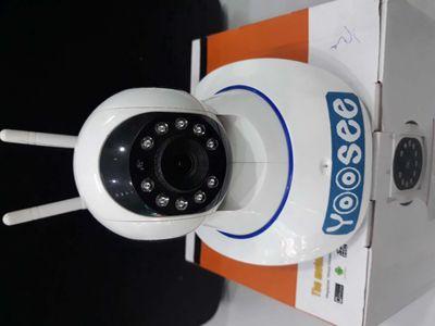 Camera ip robo xoay HD 2020 thu âm