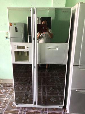 Tủ lạnh Side by Side Samsung 555lit.nội địa Hàn Qu