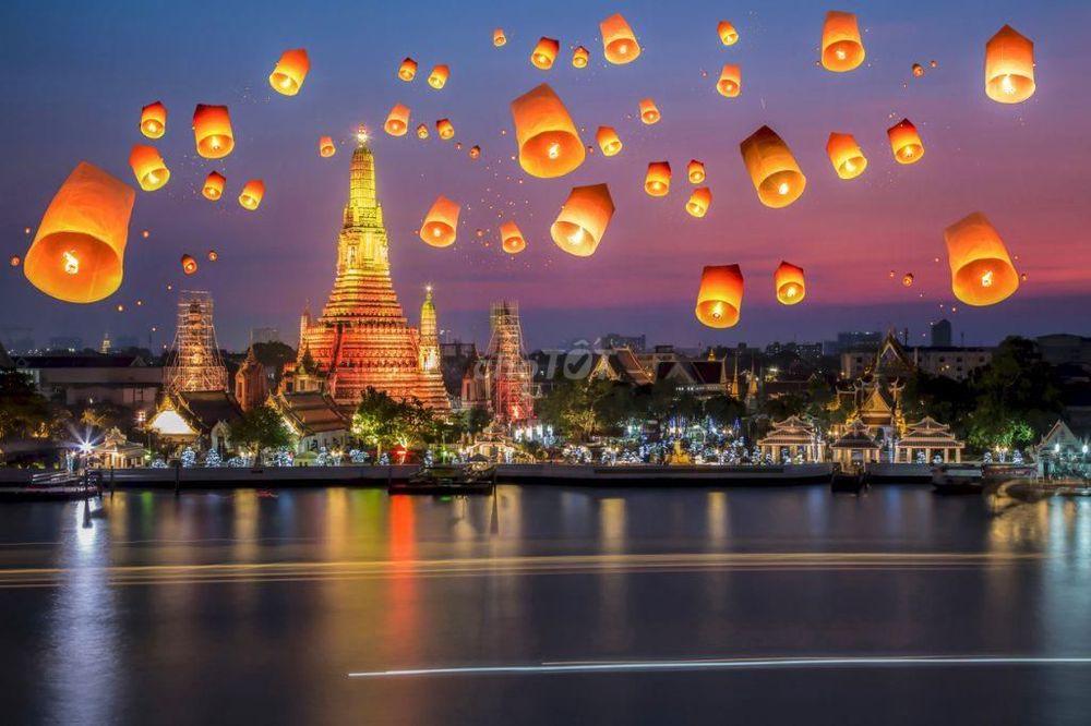 Đẩy mạnh tour Thái Lan giá rẻ chưa từng có