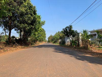 Đất nền đầu tư mặt tiền đường chính Hồ Cour Kap