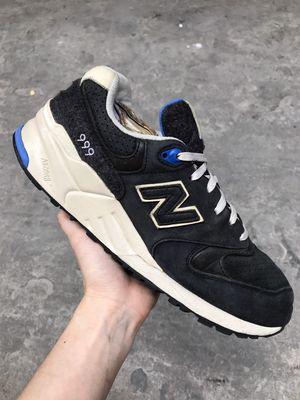 Giày 2hand real New Balance 999 size 42.5