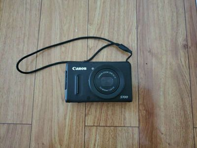 Canon s100 giá 1tr500
