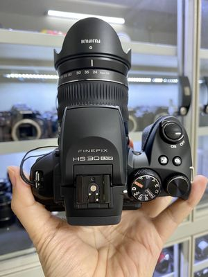 Fujifilm Cao Cấp HS30 Zoom 30X Full HD