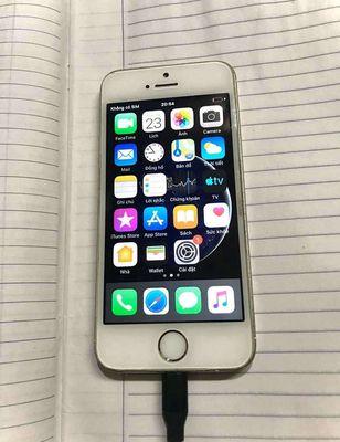 Iphone 5S QT 16GB Gold MVT còn tốt
