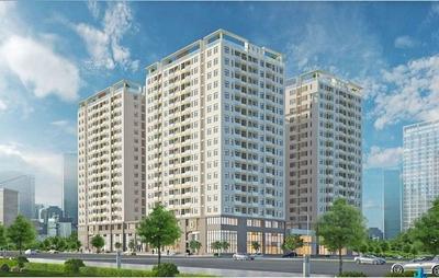 Chung cư Q7 Boulevard 57m² 2PN