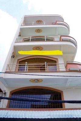 Nhà 1 trệt 2.5 lầu 83m2 Hẻm 7. TPLX- AG 💥💥