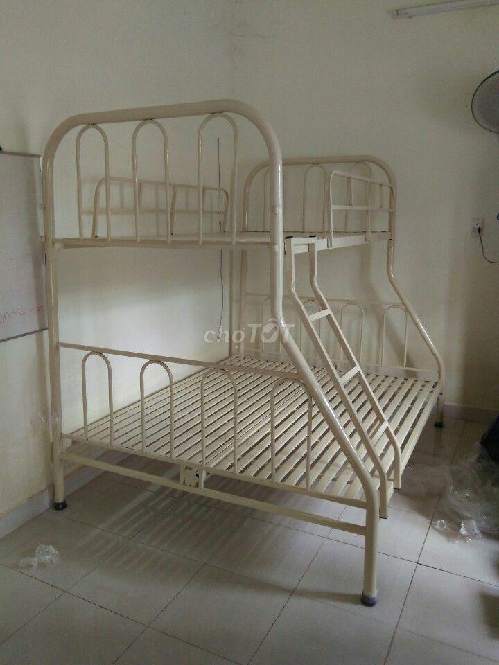 giường tầng ktx, phòng trọ. giường tháo ráp NEW