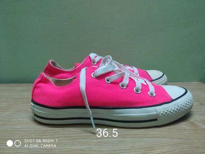 Giày secondhand converse size nữ giá 80k