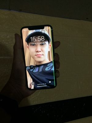 Apple iPhone X trắng quốc tế 256gb