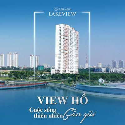 Chung cư Anland Lake View (Anland 3) 74m² 2PN