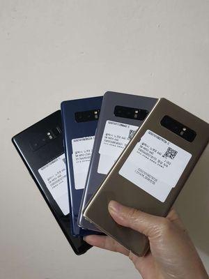 💥💥Galaxy Note8 đủ màu 2sim tiện lợi đủ pk💥💥