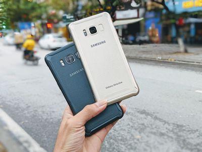 SAMSUNG S8 ACTIVE G892 - Nguyên Zin, Áp suất- 64GB