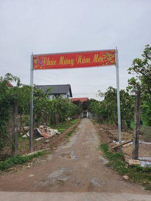 Cần bán 56.5 m2 đất tại Phù Liễn, Bắc Hồng, Đông A