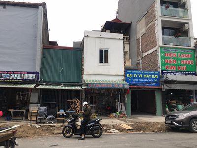 Bán đất đầu tư mặt phố Minh Khai 70m2 cực kì đẹp