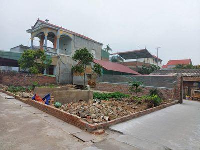 Bán 4 lô đất giá đầu tư xã Đông tiến , Sóc Sơn.