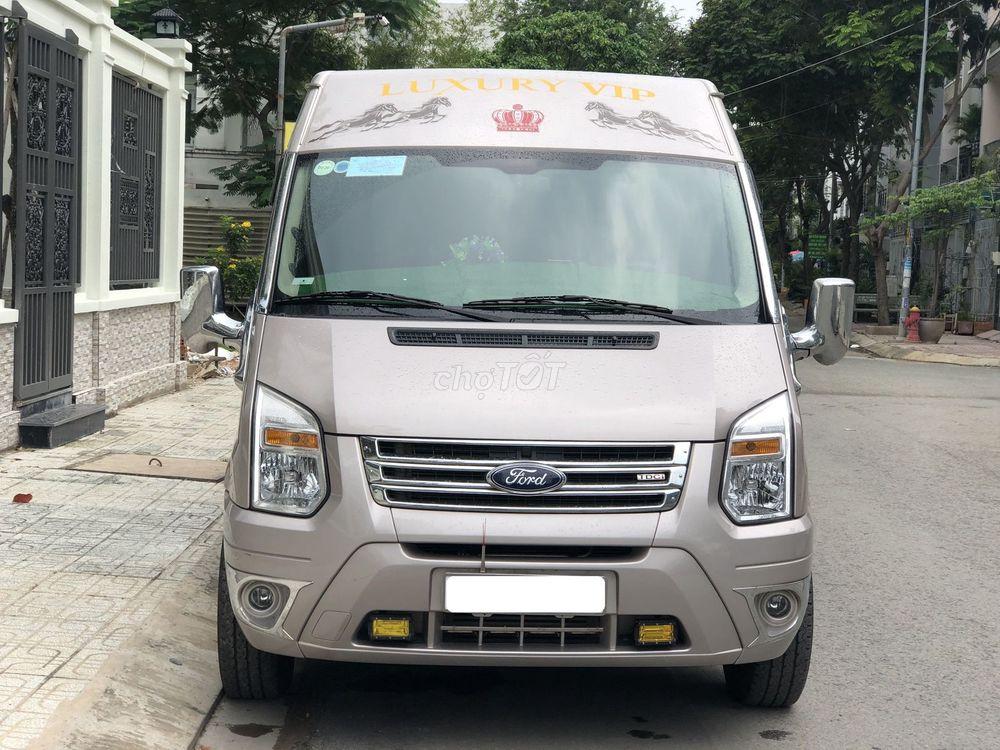 Cần Bán Ford Transit Bản cao cấp LUXURY đk 6/2019