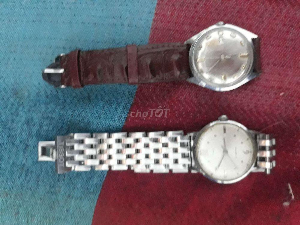 Cần bán 2 cai đồng hồ timex bị khô dầu không chạy