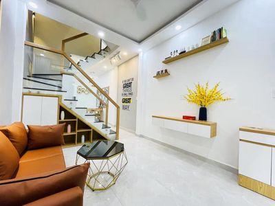 Nhà MỚI Quang Trung 35m2 (3.5x10) - FULL nội thất